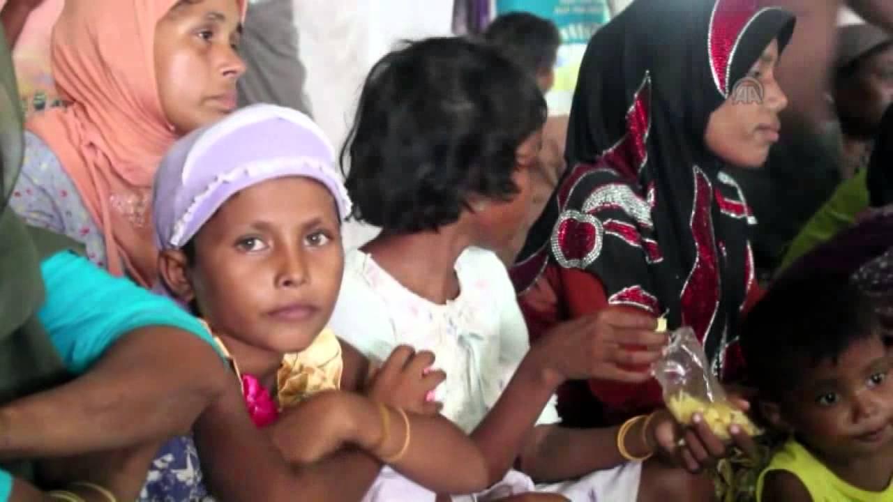 BM'den Myanmar'a Rohingya Çağrısı - TRT DİYANET