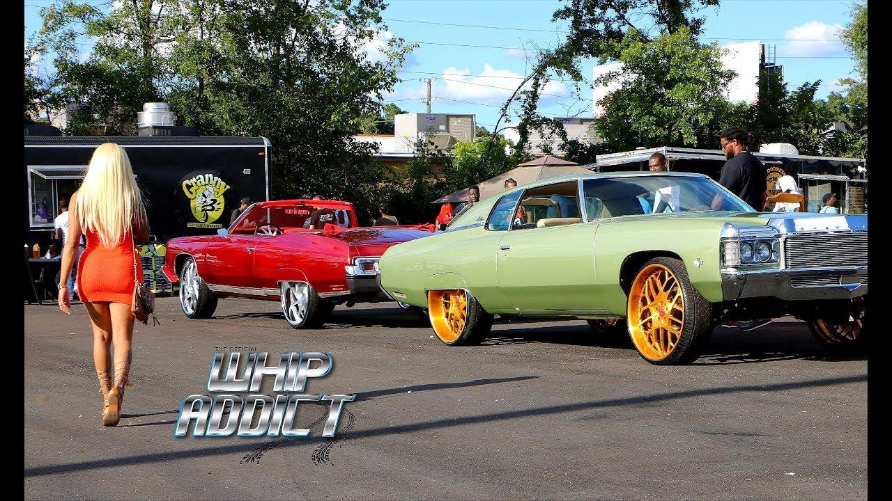 Car Shows In Florida >> Whipaddict Florida 2 Atlanta Car Show Kandy Paint Donks Big Rims Custom Cars