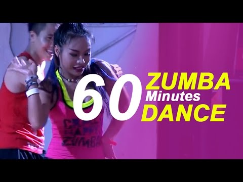 60 Minutes Zumba Dance Workout to Burn 1000 Calories | Dance Workout for weight loss | Michelle Vo |