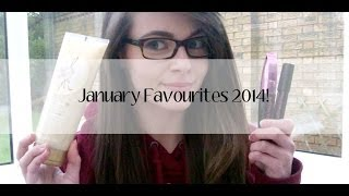 January Favourites 2014 + Giveaway! Thumbnail