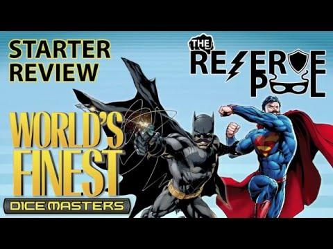 DC Dice Masters World