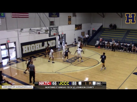 HCC Scottie Classic- Northwest Kansas Technical College vs Johnson County (MEN)