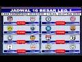 Jadwal Leg 1 Babak 16 Besar Liga Champions 2019 2020 - Hasil Drawing 16 Besar Liga Champions