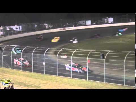 MAGNOLIA MOTOR SPEEDWAY COTTON PICKIN' 100 10/11/14 PART 3