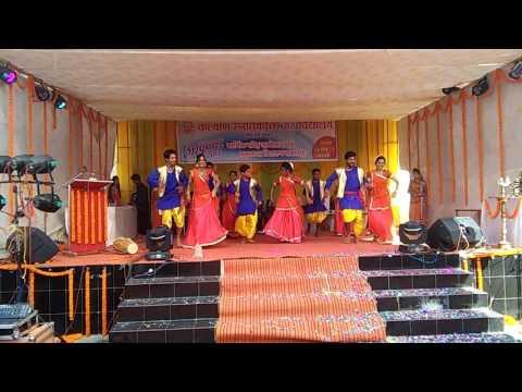 Best holi dance - rangma rangma