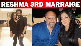 Bigg Boss Reshma 3rd marriage!