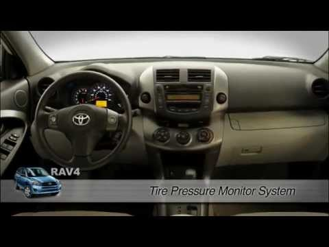 42 Rav4 Howto Tire Pressure Monitor System Tpms 2011 T