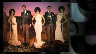 THE SUPREMES AND THE FOUR TOPS the bigger you love, the harder you fall