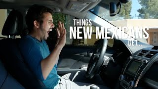 New Mexican Problems - Driving in New Mexico (featuring Austin Trout!)