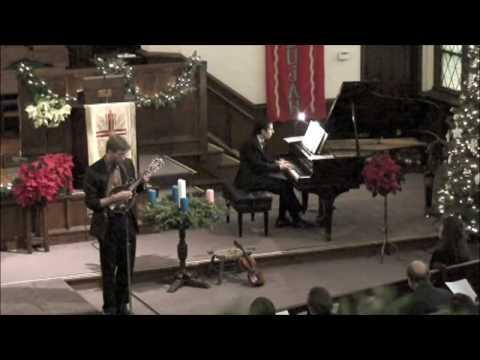 Bluegrass Christmas Carol Medley - YouTube