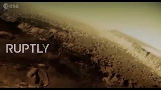 LIVE: ExoMars spacecraft Schiaparelli module lands on Mars - Part I