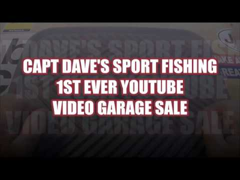Fishing Tackle Youtube Garage Sale Long Jax Fl