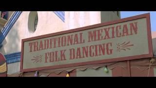Традиционные Мексиканские танцы. Отрезок из фильма