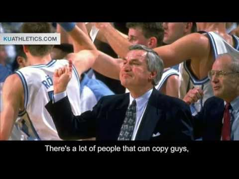 Dean Smith Tribute // Kansas Basketball // 2.14.15