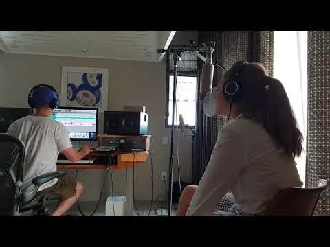 Recording Rihanna Stay with Ryan Tedder