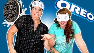 OREO CHALLENGE PART TWO! from Cookies Cupcakes and Cardio