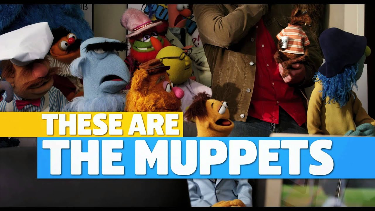 Download The Muppets preview HD