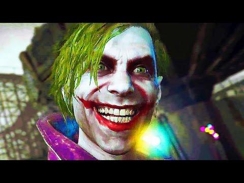 INJUSTICE 2 - Joker Gameplay (PS4, Xbox One)
