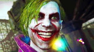 INJUSTICE 2 - Joker Gameplay (PS4, Xbox One)