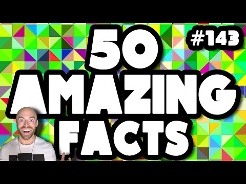 50 AMAZING Facts to Blow Your Mind! #143