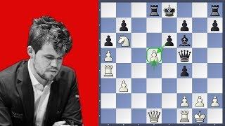 Magnus fights for No.1 Spot - Carlsen vs Donchenko | European Club Cup 2018