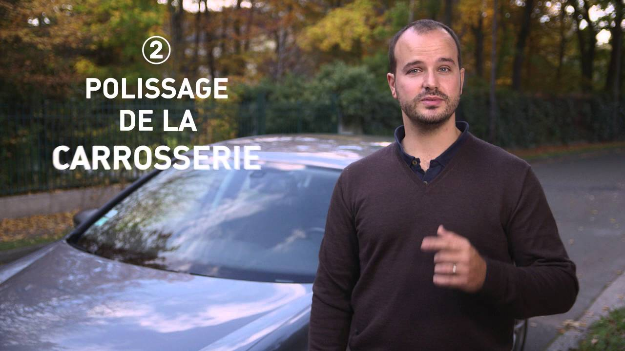 Polissage et lustrage voiture youtube for Polissage et lustrage voiture