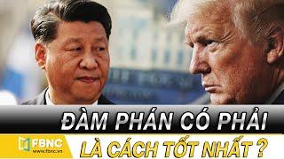 Tin thế giới nổi bật trong tuần | Căng thẳng Mỹ - Trung: Đàm phán là cách tốt nhất? | FBNC