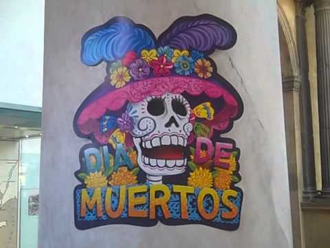 Mexican Day of the Dead at Cambridge Museum of Anthropology and Archaeology