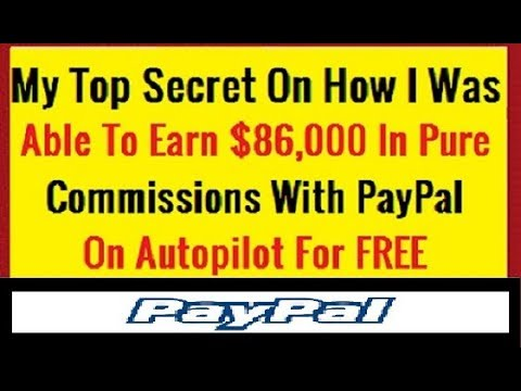 How I Made $86,000 With PayPal For FREE {No Traffic, No Advertising, No Investment}