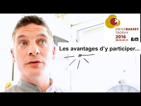 AVANTAGES DE PARTICIPER AU SWISS BAKERY TROPHY, David Parrat, Saignelégier
