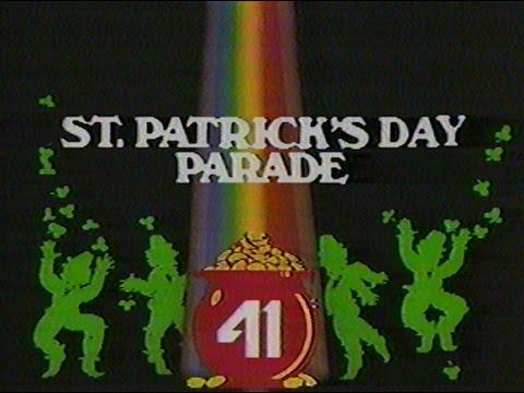 Retro Live Cast - 1984 St Patty's Day Special