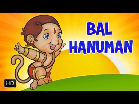Bal Hanuman - Birth and Childhood Days Of Lord Hanuman - Animated Cartoon Stories for Kids