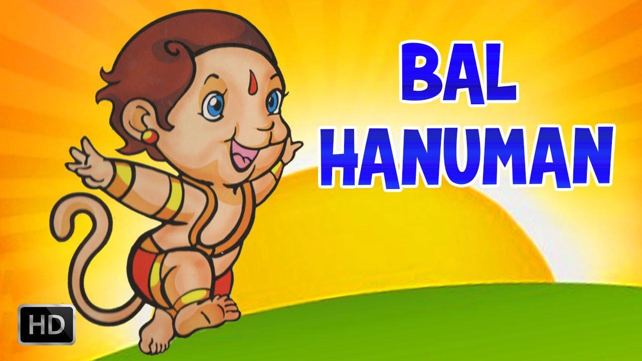 Bal Hanuman Birth And Childhood Days Of Lord Hanuman Animated