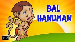 Bal Hanuman - Birth and Childhood Days Of Lord Hanuman - Animated Cartoon Stories for Kids