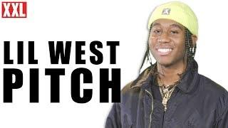 Lil West's 2019 XXL Freshman Pitch