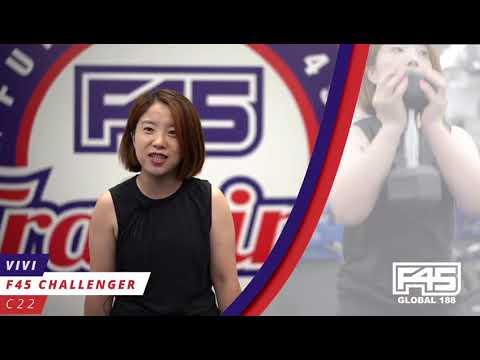F45 Global 188 - 8 Week Challenge - Challenge 22