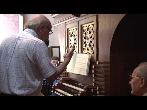 Jacques van Oortmerssen Masterclass Smarano 2012 part 1