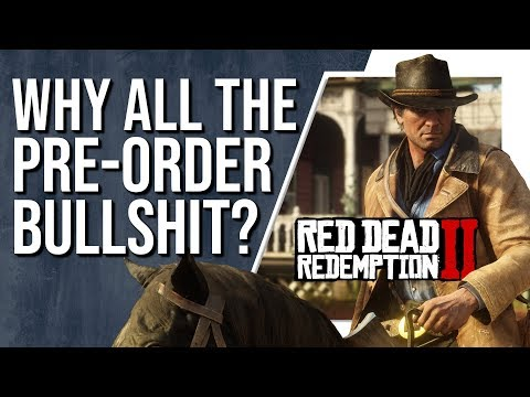 Red Dead Redemption 2 missions LOCKED BEHIND A PAYWALL!