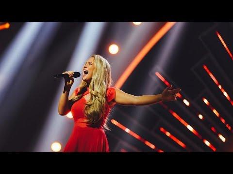 Anja - Where I Am   Vinder af Dansk Melodi Grand Prix 2017   DR1
