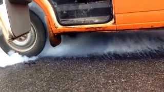 Emil Lilleslåtten Burnout Nomination Volkswagen Transporter