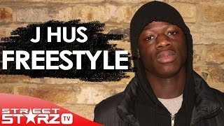 J Hus - Street Starz TV Freestyle [@JHus]