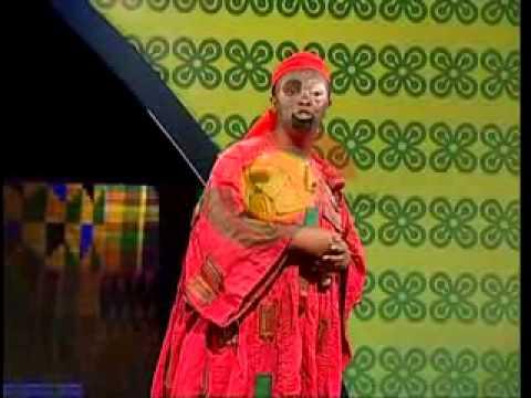 Ghana Most Beautiful Season VIII - Week 2 - Performances Part 1 - 3/8/2014