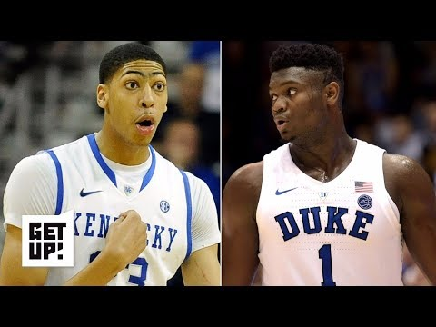Zion Williamson is the best NBA prospect since Anthony Davis – Mike Schmitz | Get Up!