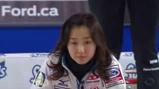 CURLING   SUI JPN World Women's Chp 2016   Gold