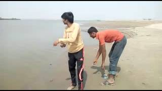 2 Kg Mirgal Fishing In Pakistan By KhanGroup At River Chenab 2