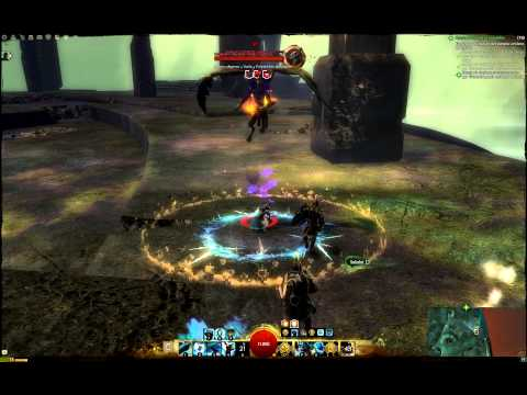 GW2 Ossuary of Unquiet Dead Personal Story Order of Whispers