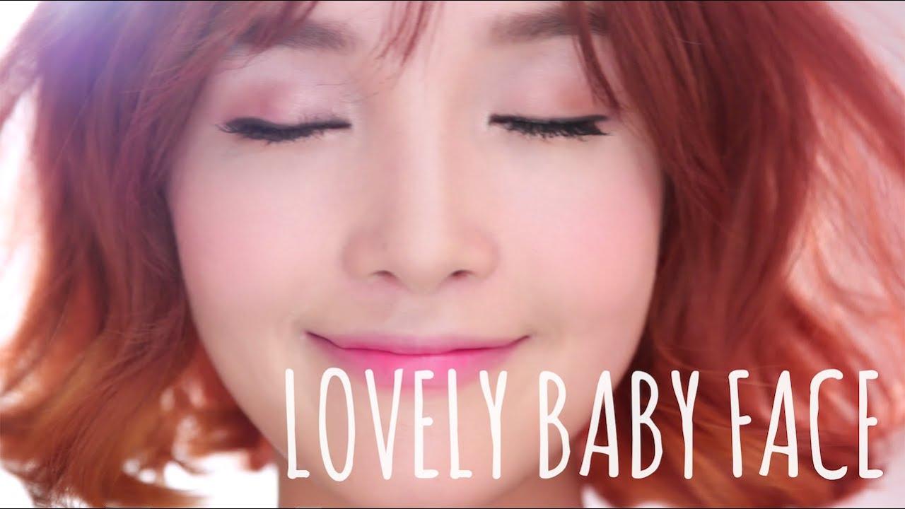 Korean light eye makeup
