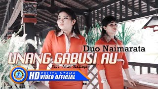 Download Lagu Duo Naimarata - Unang Gabusi Au | Lagu Batak Viral 2020 ( Official Music Video ) mp3
