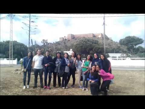 """Una excursión a las ciudades de Nabeul, Túnez. Proyecto eTwinning """" Nuestra Diversidad"""""""