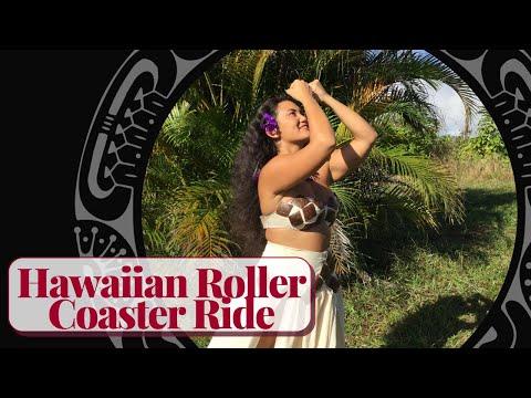 Mareva 2016  Lilo&Stitch Hawaiian Roller Coaster Ride